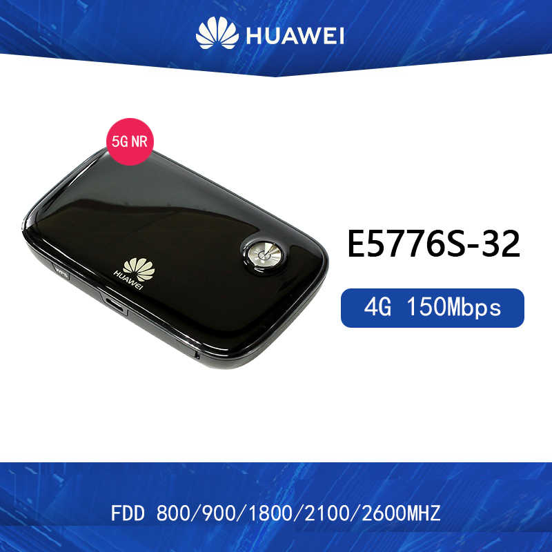 Sbloccato Huawei E5776s-32 e5776 150mbps lte 3g 4g pocket Router mifi 4g dongle wifi 4g wireless 4g router mifi con sim card