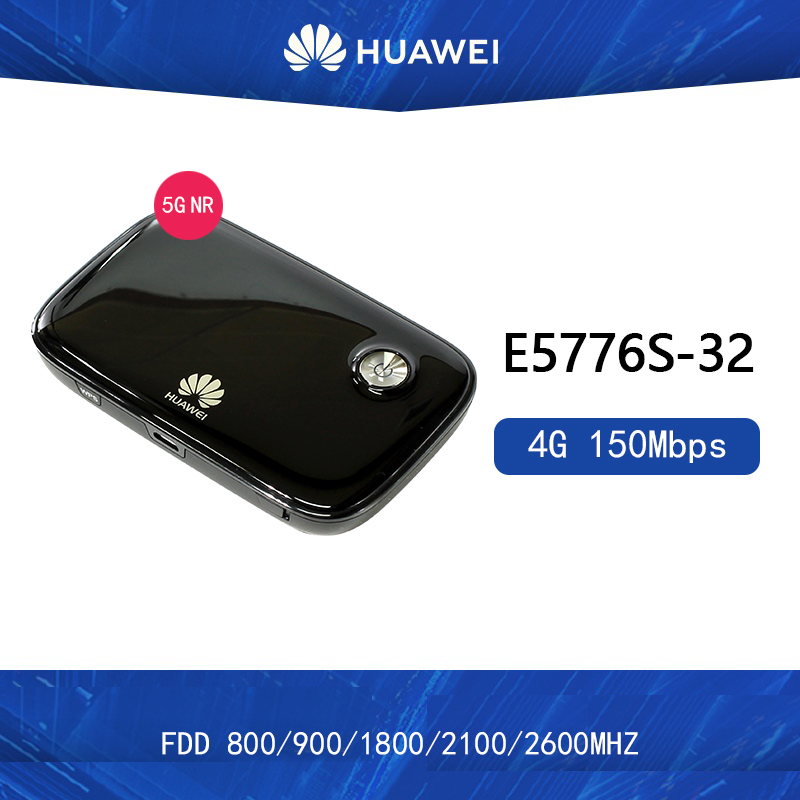 Unlocked Huawei E5776s-32 E5776 150mbps Lte 3g 4g Pocket Mifi Router 4g Wifi Dongle 4g Wireless 4g Mifi Router With Sim Card