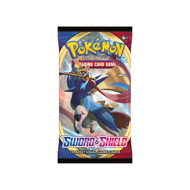 2020 Newest 360Pcs Pokemon Cards TCG: Sword & Shield Booster Box Collectible Trading Card Game 4