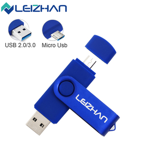 Micro USB Flash Drive USB3.0 OTG Pen Drive Pendrive 256 128 64 32 16 GB USB 2.0 Memory Photo Stick For Computer/Phone