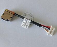 Laptop Dc Power Jack Kabel Poort Opladen Socket Voor Hp Probook 440 450 470 G4 853905 F7A 853905 Y7A 853905 S7A