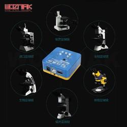 MECHANIKER DX-340 Multi-funktion Industrielle kamera 3400W pixel CMOS HDMI Mikroskop kamera USB HD kamera