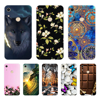 Honor 8A Case for Phone Case Huawei Honor 8A Case Silicone Back Cover for Soft Funda on Huawei Honor 8A JAT-LX1 8 A Honor8A Case фото