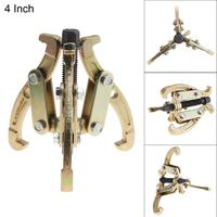 4 Inch Standard 45 # Steel 2 Claw / 3 Claw Bearing Puller Rama with 4 Single Hole Claw Pullers for Car Mechanical Repair