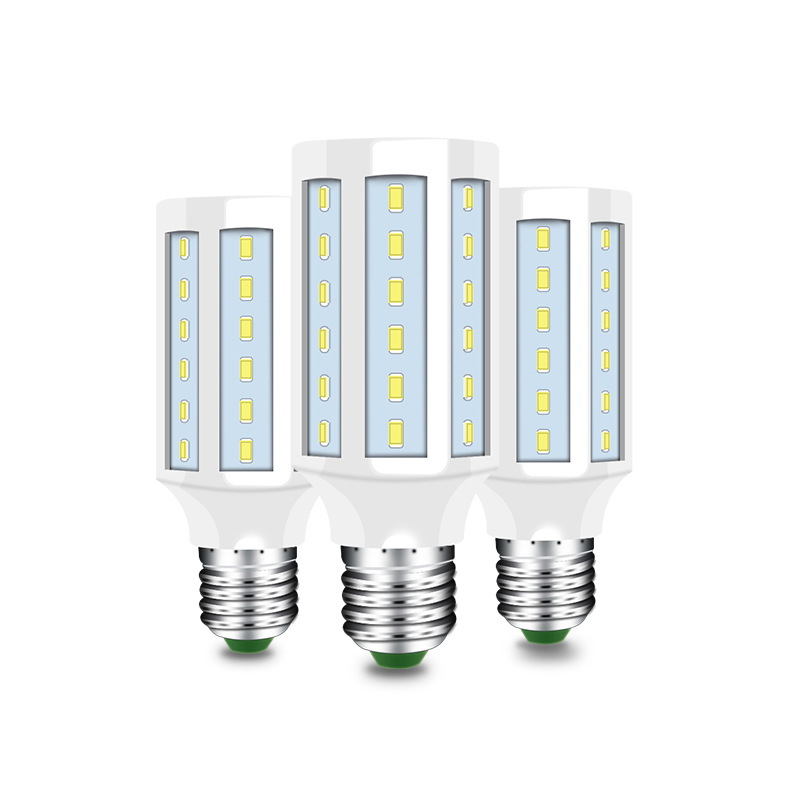 E27 E14 LED Light AC 85-220V LED Bulb 5W 10W 15W 20W Corn Bulb Home Decoration Energy Saving Lamp
