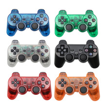 Wireless Gamepad Joystick Controller Console Sony Ps2 Double-Vibration Playstation-2