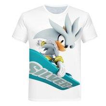 Crianças dos desenhos animados t camisa streetwear filme camiseta engraçado anime 3d impressão camisetas casuais 4t-14, 2021 verão