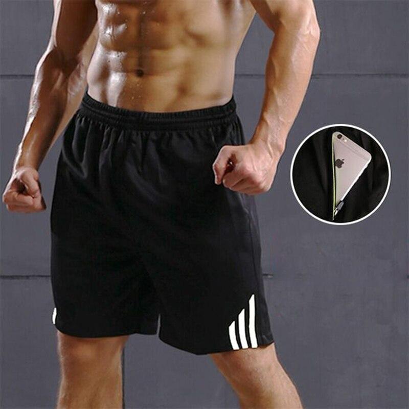 6XL Sport Shorts Men Gym Fitness Jogging Short Pants Summer Bottoms Bodybuilding Quick Dry Clothing Running Shorts