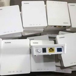 Livraison gratuite gpon onu epon ont FTTH fibre home onu modem seconde main hg8310m hg8010H 1GE GPON EPON ONU ONT hua wei