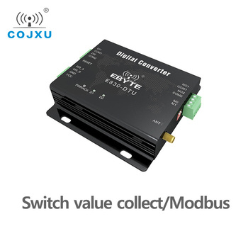 Long Range 433MHz Switch Value Acquisition TCXO COJXU E830-DTU(2R2-433L)  Wireless Transceiver long range 433mhz switch value acquisition tcxo cojxu e830 dtu 2r2 433l wireless transceiver