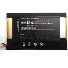 Bateria original do tamanho 7.6 v 4200 mah 31.92wh para o cubo fresco de rubik knote i1101 NV-3064148-2S baterias da tabuleta + ferramentas + trilha