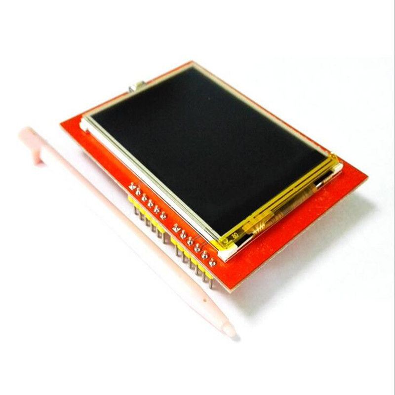LCD module 2.4 inch TFT LCD Display Resistive Touchscreen Plus and Play 2.4