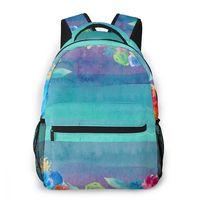 Noisydesigns Children School Bags Backpack Mochila For Teenagers Kids Boys Girls Laptop Bag Knapsack Satchel fish print