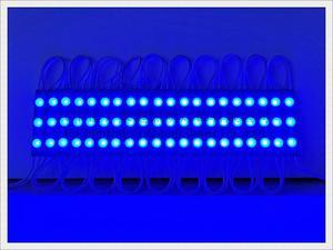 Image 5 - LED module waterproof IP65 injection LED light module for sign letter DC12V 60mm*12mm*7mm SMD 2835 3 LED aluminum PCB CE