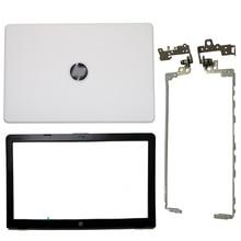 NEW For HP 15-BS 15T-BS 15-BW 15Z-BW 250 G6 255 G6 Laptop LCD Back Cover/Front bezel/LCD Hinges/Palmrest/Bottom Case 924900-001 new laptop lcd back cover for hp 15 bs 15t bs 15 bw 15z bw 250 g6 255 g6 black screen back cover top case 924899 001