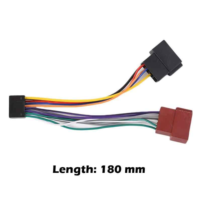 [DIAGRAM_38IS]  Hot Sale Wiring Harness Delicate Design ISO Wiring Harness Loom Connector  Adaptor 16 Pin for KENWOOD Car Stereo Radio| | - AliExpress | Kenwood Wiring Harness Images Photos |  | AliExpress