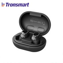【With Qualcomm Chip】 Tronsmart de Neo Bluetooth 5,0 auricular aptX TWS inalámbrica auriculares Control de volumen CVC8.0 IPX5 24H juego(China)