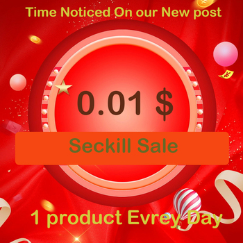 Seckill Sale Every Day, Follow US. Don't Miss It !!!! Contact Customer Service To Change Size, Pay Attention. image