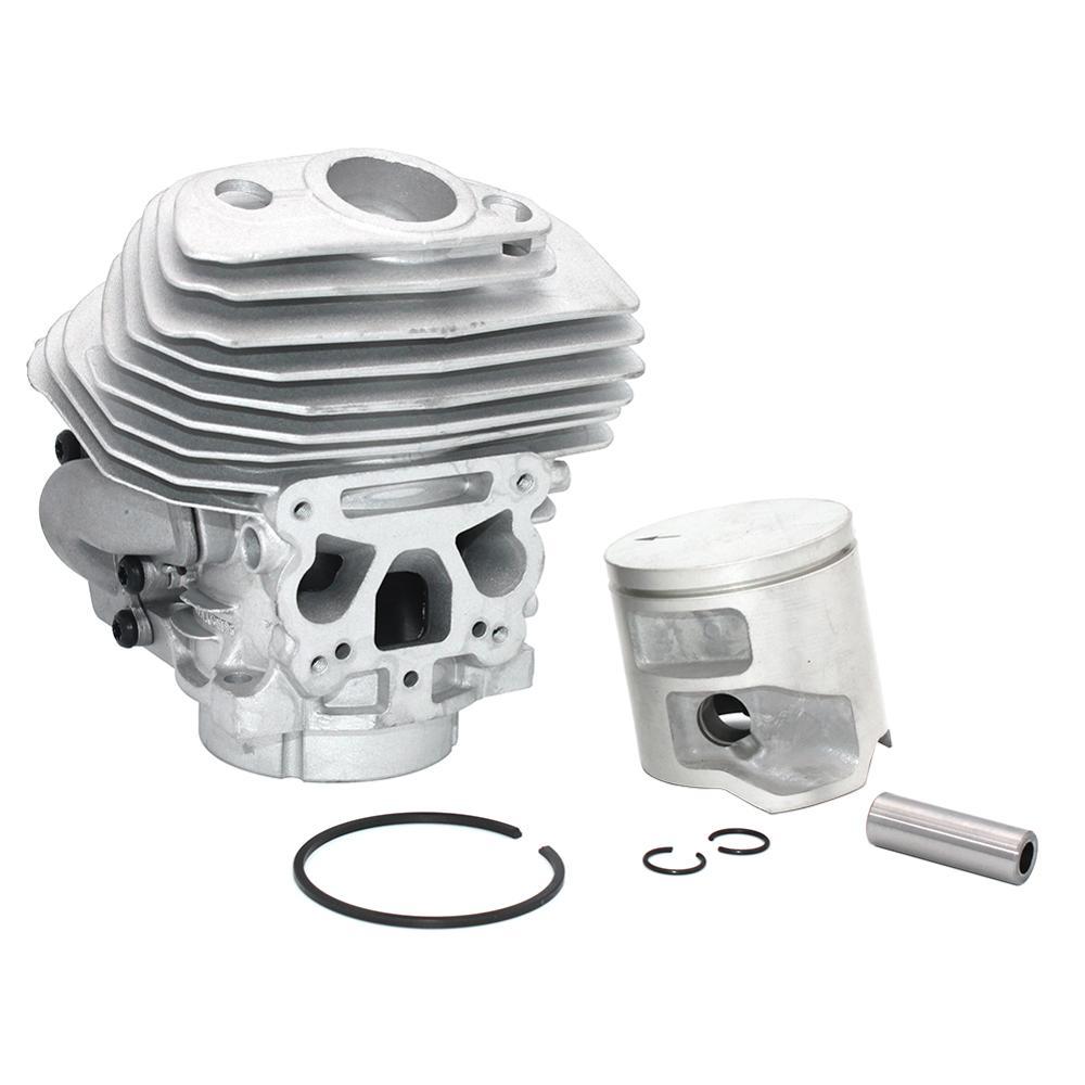 Cylinder Piston Kit 46MM For Husqvarna 555 556 560 560XP 560XPG 562 562XP 562XPG Chainsaw 575355805 575355802 575355806