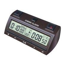 Jeu d'échecs Portable, horloge numérique, compte à rebours, minuterie électronique, jeu professionnel