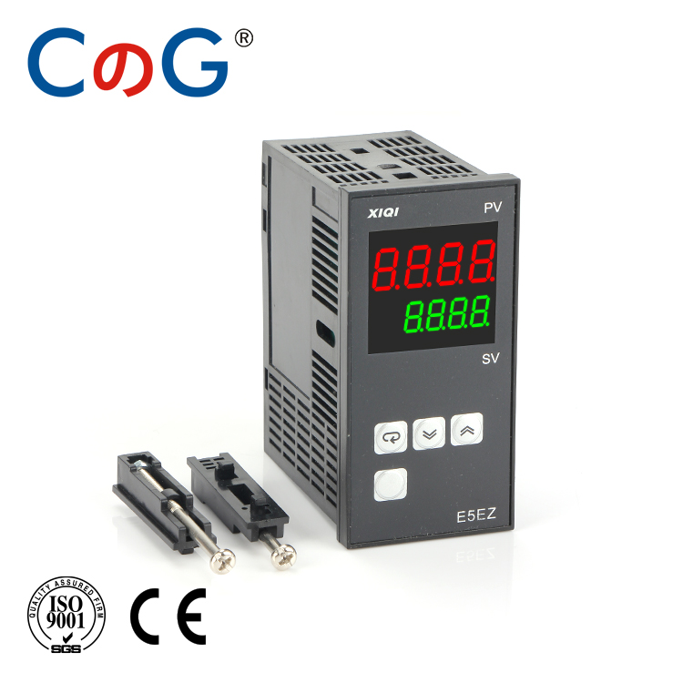 CG E5EZ 48*96mm 0~ 1300 Degree TC RTD 4-20mA 1-5V Input MA Voltage Output With RS485 Digital Intelligent Temperature Controller