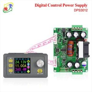Image 2 - RD DPS3012 Điện Áp Không Đổi hiện tại Bước xuống Có Thể Lập Trình Module Nguồn Buck Bộ chuyển đổi Điện Áp LCD Vôn kế 32V 12A