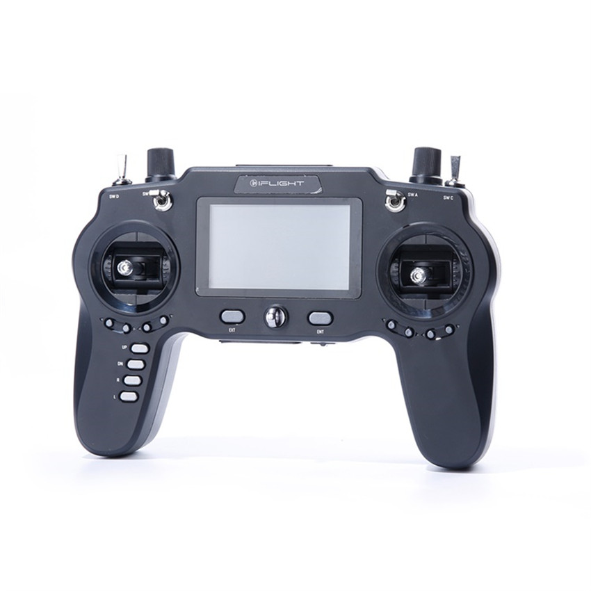 IFlight T8X 2.4G 8CH Dual Alarm Voltage Return LCD Transmitter With Receiver For RC Drone Airplane Helicotper Indoor Cine Whoop