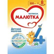 Молочная смесь Малютка 4 с 18 мес 300 гр