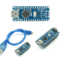 Контроллер nano atmega328p совместимый с Загрузчиком 30 для