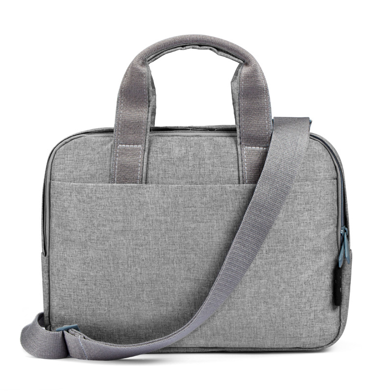 Cai Fashion Laptop Bag Case Messenger Bags For MacBook Air Case Waterproof Notebook Bag Women Men Touch Bar Sleeve With Belt