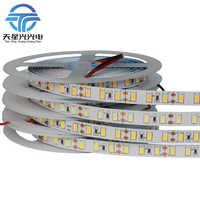 HA CONDOTTO LA luce di Striscia 5630 DC12V 5M 450 LED Flessibile nastro lampada Super luminoso Non-impermeabile dell'interno della decorazione della casa