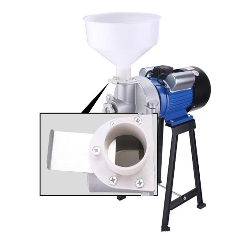 Máquina de mantequilla de maní triturador de maíz Molino de Piedra leche de soja Mini molino de grano de piedra eléctrica húmeda máquina de mantequilla de sésamo 220v 2200 w/1500 w - 5