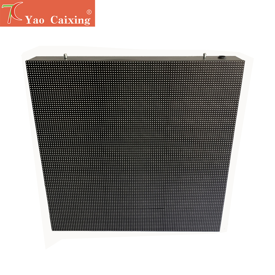 Aliexpress 960x960mm P10 Outdoor Dot Matrix High Quality Waterproof Cabinet Led Display Screen