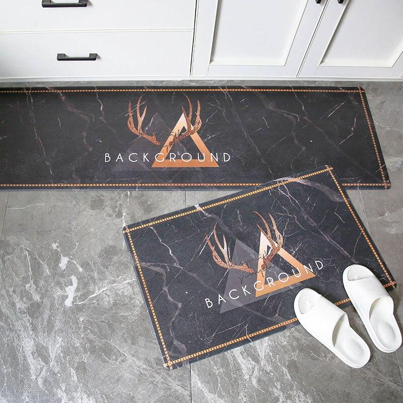 Doormat Carpets Leather Floor Mats