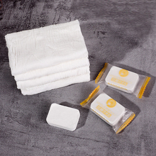 10Pcs Disposable Compressed Towels Super Absorbent Soaking Water Instantly Becomes Bigger Wet Cotton Wipes Beauty Face Washcloth
