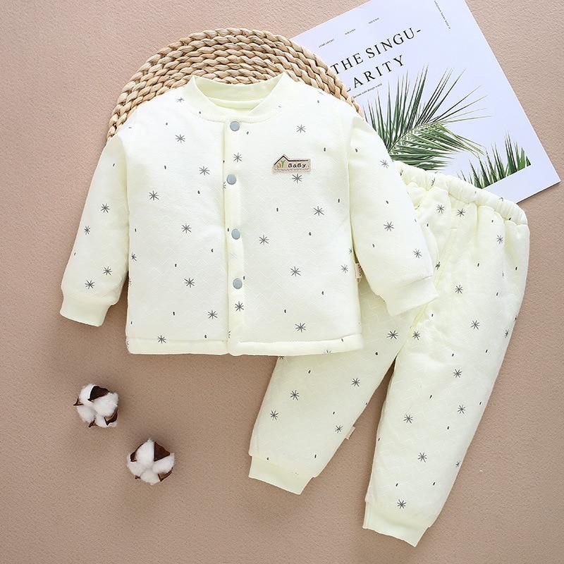 bebe roupas de bebe algodao ternos 03