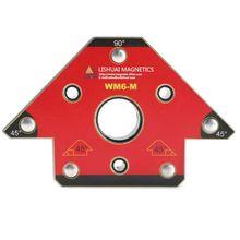 цена на Welding Magnetic Welding Holder 45/90/135  WM6-M NdFeB Magnetic welding fixture