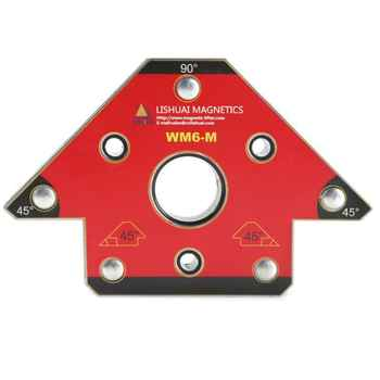 Welding Magnetic Welding Holder 45/90/135° WM6-M NdFeB Magnetic welding fixture - DISCOUNT ITEM  24% OFF All Category