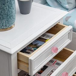 Kryształowy uchwyt europejska i amerykańska prosta szafka szafa szuflada diamentowa klamka kryształowa kula uchwyt szuflady|Gałki do szafek|   -
