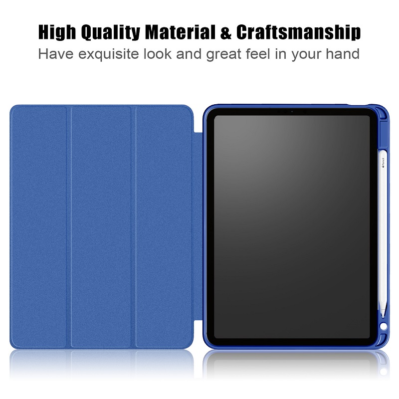 ) Stand Air (Presell IPad for Cover A2316 4 Generation 2020 4th Silicone Case Support