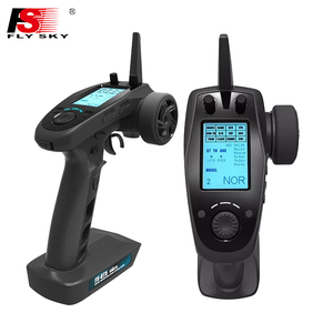 Image 4 - FS GT5,Flysky FS GT5 Transmitter With FS BS6 Receiver with gyro stabilization system For RC Car/Boat