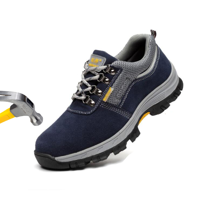 Steel Toe Shoes Safety shoes Industrial