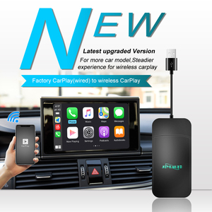 Image 1 - Joyeauto apple sem fio carplay dongle para mercedes audi ios navegação 2016 2020 mini usb ativador airplay carro jogar adaptador