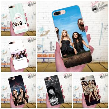 Spencer Hannah Aria Pretty Little Liar TPU Personalized Pattern For Xiaomi Redmi Note 2 3 3S 4 4A 4X 5 5A 6 6A Pro Plus image