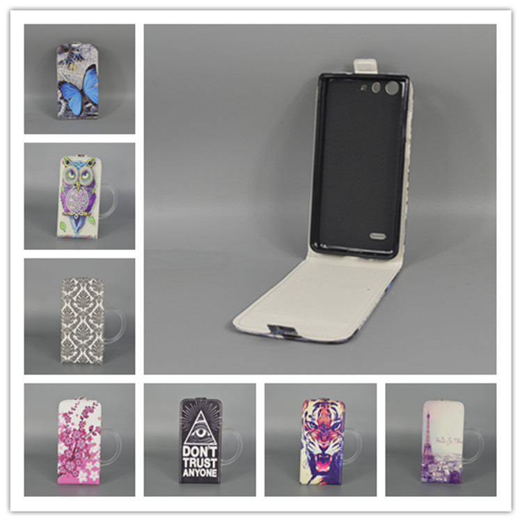 For ZTE Blade A511 A515 A 511 A 515 Hot Pattern Cute PrintingVertical Flip Cover Open Down/up Back Cover leather case image