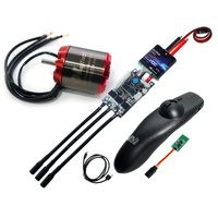 Maytech diy elétrica skate alongboard eletrônica MTO6374-HA motor sem escova vesc50a mtskr1712 mão remoto