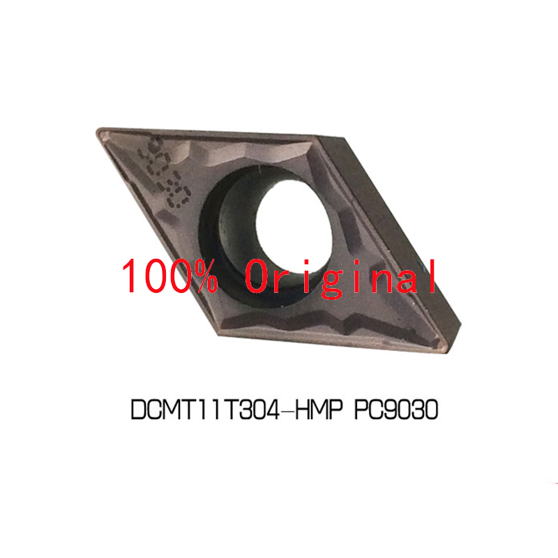 10pcs DCMT11T304 PC9030 100% original external Turning tool carbide insert lathe cutter tools|Turning Tool| |  - title=
