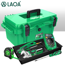 Storage-Box Electrician-Tool Portable LAOA IP67 Pp-Material Thicken Household