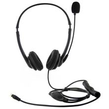 Wired Headset Music Headset Telephone Headset Headset Ht102R Telephone Rj-11 Connector цена 2017