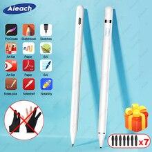 Стилус для iPad Pencil для iPad Pro 11 12,9 2020 10,2 2019 9,7 2018 Air 3 mini 5 Палм отвертка умная сенсорная ручка для Apple Pencil